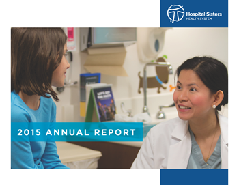 2015 HSHS Annual Report