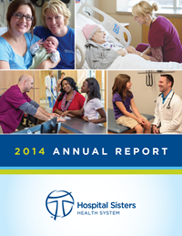 2014 HSHS Annual Report